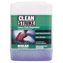 Clean Strike Concentrated Heavy-Duty Degreaser - 5 gal.