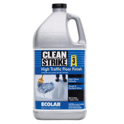 Clean Strike High Traffic Floor Finish - 1 gal.