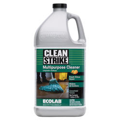 Clean Strike Concentrated Multipurpose Cleaner - 1 gal.