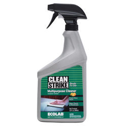 Clean Strike Citrus Ready-to-Use Multipurpose Cleaner - 32 oz.