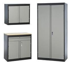 Sandusky 3-in-1 Cabinet Set