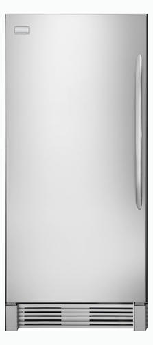 frigidaire gallery 18 6 cu ft frost free upright freezer at menards. Black Bedroom Furniture Sets. Home Design Ideas