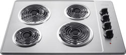 "Frigidaire® 30"" Electric Coil Built-In Cooktop"