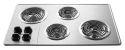 "Frigidaire® 32"" Electric Coil Built-in Cooktop"