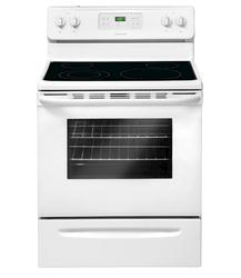 "Frigidaire® 30"" Electric Freestanding Smoothtop 5.3 cu. ft. Self-Cleaning Range"