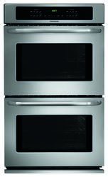 "Frigidaire® 30"" Electric Built-In Double 4.6 cu. ft. Self-Cleaning Wall Oven"