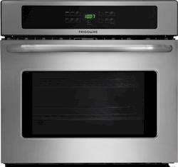 "Frigidaire® 27"" Electric Built-In Single 3.8 cu. ft. Self-Cleaning Wall Oven"