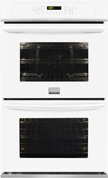 "Frigidaire Gallery® 27"" Electric Built-In Double 3.8 cu. ft. Self-Cleaning Convection Wall Oven"