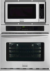 """Frigidaire Gallery® 30"""" Electric Built-in 4.6 cu. ft. Convection Oven with 2.0 cu. ft. Microwave"""