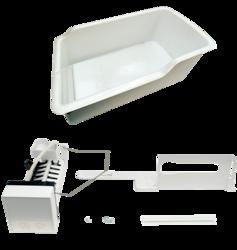 Electrolux® Standard-Depth French Door Refrigerator Ice Maker