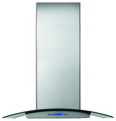 """Frigidaire® 30"""" Stainless Steel and Glass Wall-Mounted Chimney Vent Hood"""