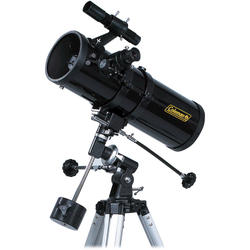 Coleman AstroWatch D114 mm x 500 mm Reflector Telescope