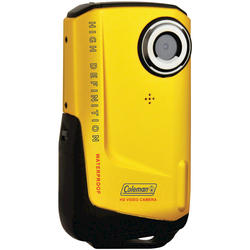 Coleman Xtreme 1080p HD / 8.0 MP Underwater Camcorder