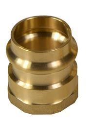 "1"" Copper Press Fitting - Female Adapter 10-Pk"