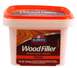 Elmer's Carpenter's Wood Filler - 1 pt