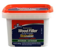 Elmer's Carpenter's Stainable Wood Filler - 1 pt
