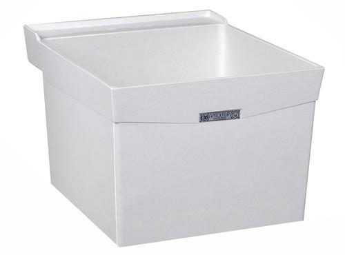 Fiberglass Laundry Tub : ... 20 in. x 24 in. Fiberglass Wall Mount Laundry/Utility Tub at Menards