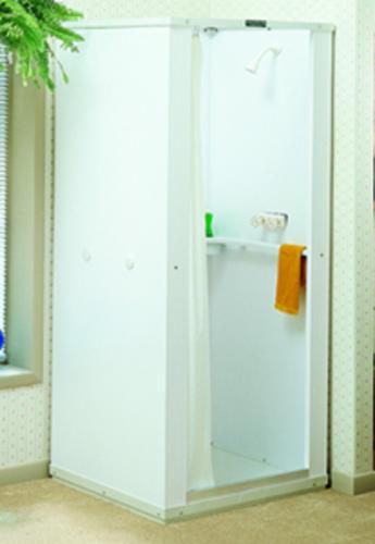 Mustee Durastall Shower Stall 30 X 30 At Menards