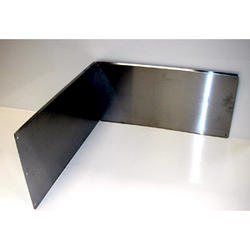 Mustee 12 in. x 24 in. Duraguard Stainless Steel Wall Guards for Mop Basin