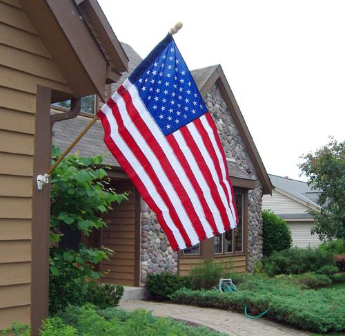 "30"" x 48"" U S Banner Flag at Menards"