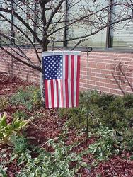 "12"" x 18"" U.S. Garden Flag"
