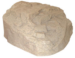 Emsco Group Sandstone Plastic Architectural Boulder