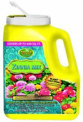 Zinnia Flower Mix Shaker Jug (4 lbs.)