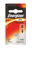 Energizer 1.5-Volt 377 Silver Oxide Watch/Electronics Battery