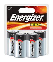 Energizer MAX C Alkaline Batteries - 4-pk