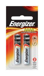 Energizer 1.5-Volt AAAA Batteries - 2-pk