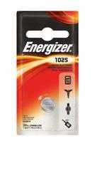 Energizer 3-Volt 1025 Lithium Watch/Electronics Battery