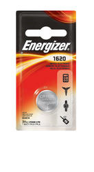 Energizer 3-Volt 1620 Lithium Watch/Electronics Battery