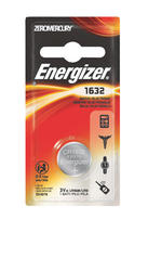 Energizer 3-Volt 1632 Lithium Watch/Electronics Battery