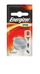 Energizer 3-Volt 2430 Lithium Watch/Electronics Battery
