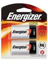 Energizer 3-Volt CRV3 Lithium Batteries - 2-pk