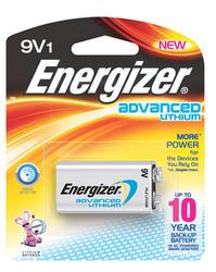 Energizer Advance Lithium 9-Volt Battery