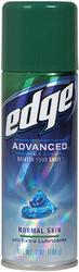 Edge Advanced Normal Skin Shave Gel - 7 oz