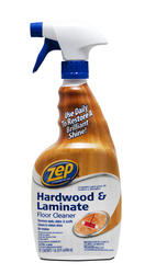 Zep Commercial Hardwood & Laminate Floor Cleaner 32 OZ