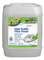 Zep Commercial High -Traffic Floor Polish 5-Gallon