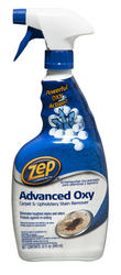 Zep Commercial Advanced Oxy Carpet & Upholstery Stain Remover