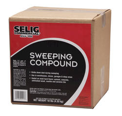 Sweeping Compound - 10lbs.
