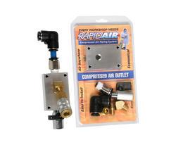 "Rapidair 1/2"" Compressed Air Outlet Kit"