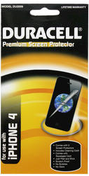 Duracell Premium Screen Protector for iPhone 4/4s - 3-Pack
