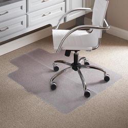 """ES Robbins® 36"""" x 48"""" Foldable Lip Chair Mat"""