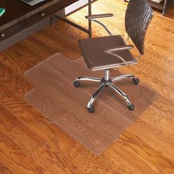 "ES Robbins® 36"" x 48"" Foldable Hard Floor Chair Mat"