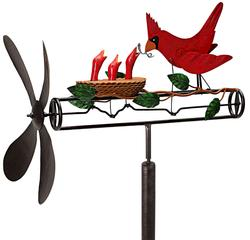 Whirligig Large Action Spinner Stake - Assorted Styles