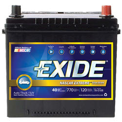 Exide 51RX 40-Month Global Extreme Automotive Battery