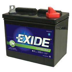 Exide GT-R 6-Month Cutting Edge Lawn and Garden Battery
