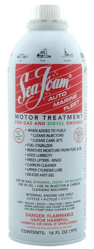 Sea Foam Motor Treatment 16 Oz At Menards
