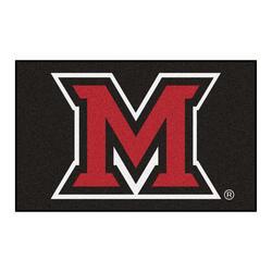 "Fanmats NCAA UltiMat 60"" x 96"""